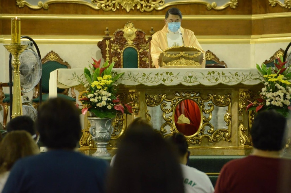 Mama Mary's Birthday Mass (September 08, 2020)